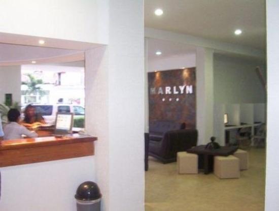 Marlyn Hotel: Lobby View
