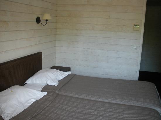 Hotel de la Plage : Chambre