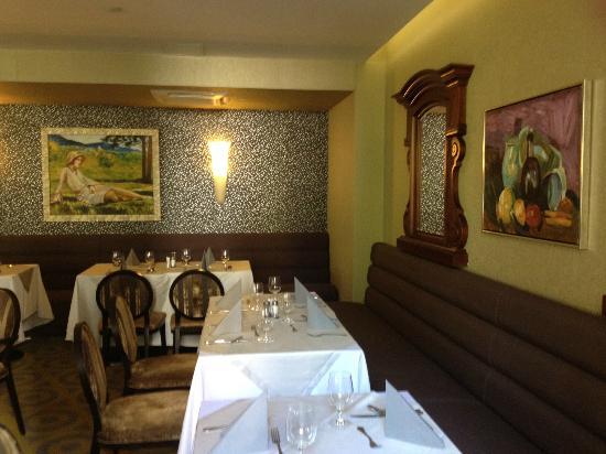 Belvedere Hotel: Hotel Restaurant