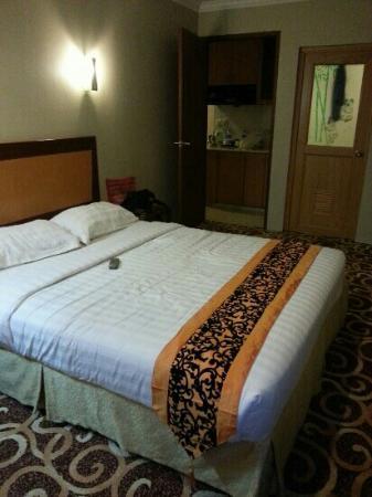 89 Hotel: deluxe room