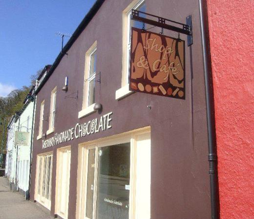 Tobermory Handmade Chocolate : Our Chocolate Shop and Cafe