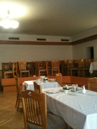 Hotel Auhmuehle : Speisesaal