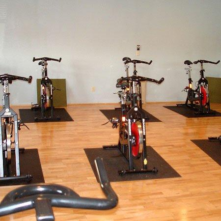 Ridge Motor Inn: Health Club