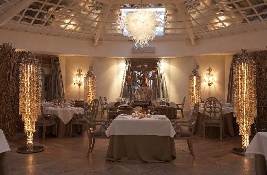 Hout Bay Manor: Indulge in decadent dining