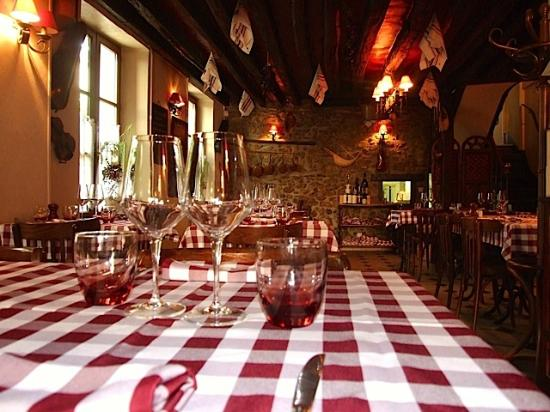 Restaurant Les  Tilleuls Bussy Saint Georges