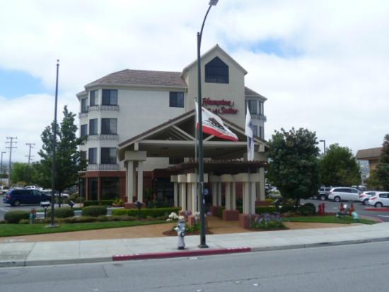 Hampton Inn & Suites San Francisco-Burlingame-Airport South: hôtel