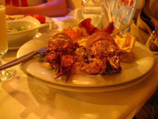 Saray Restaurant : Lobster dish