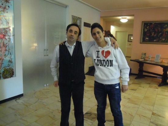 Hotel Park Ge.Al.: Paolo e Gaetano