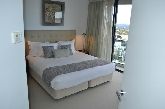Peppers Broadbeach: Bedroom