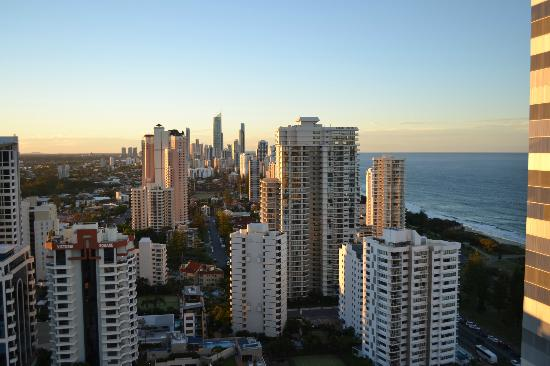 Peppers Broadbeach: View