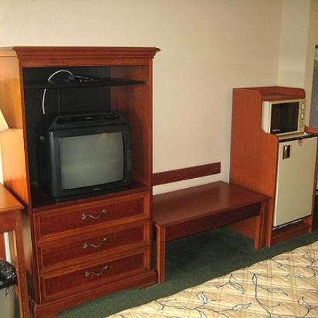 Airport Inn Motel Richmond: Guest Room (OpenTravel Alliance - Guest room)