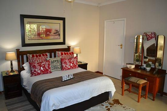 Gateway Country Lodge: Luxury Room