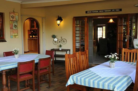 Gateway Country Lodge: Dining area