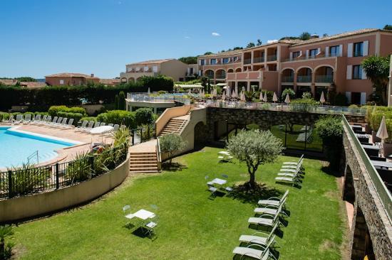 Hotel Les Jardins De Sainte Maxime Jardin Provence