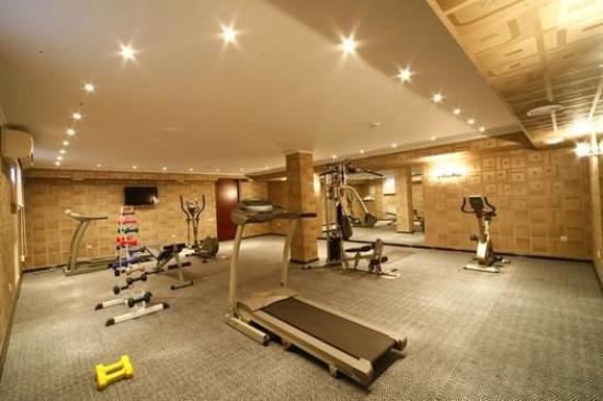 Berlin House: Fitness