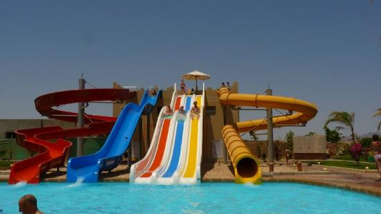 The Three Corners Sea Beach Resort: Slides