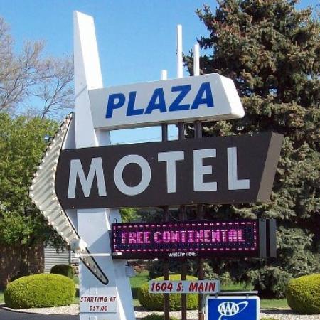 Plaza Motel Bryan