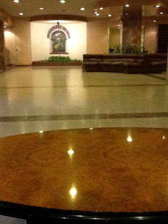 Conference Florentia Hotel: Lobby