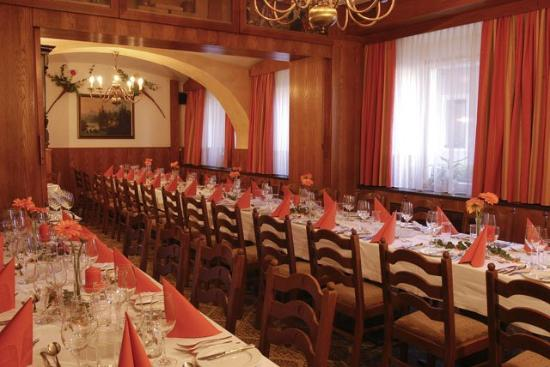 Meyer's Gasthaus: Extrazimmer Gedeckt