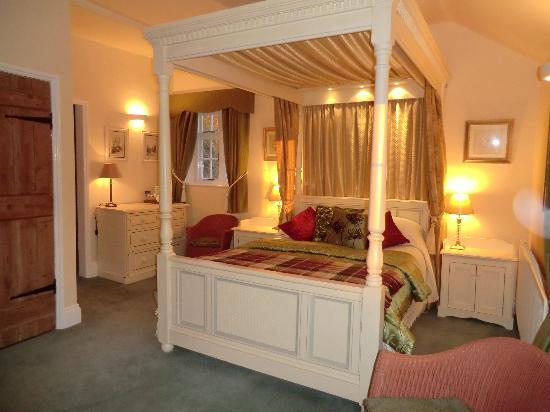 Claxton, UK: Room 1