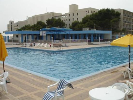 Safir Hotel Mazafran : Swimming Pool