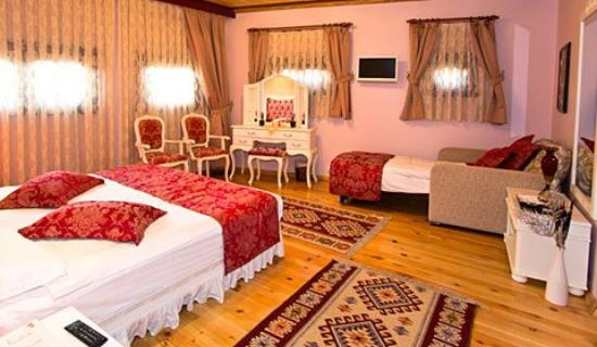 Esans Hotel: Guest Room