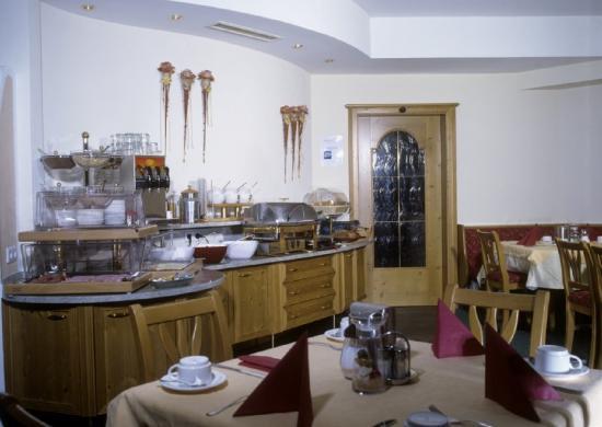 Hotel Garni Belmonte: Fr Hst Cksr