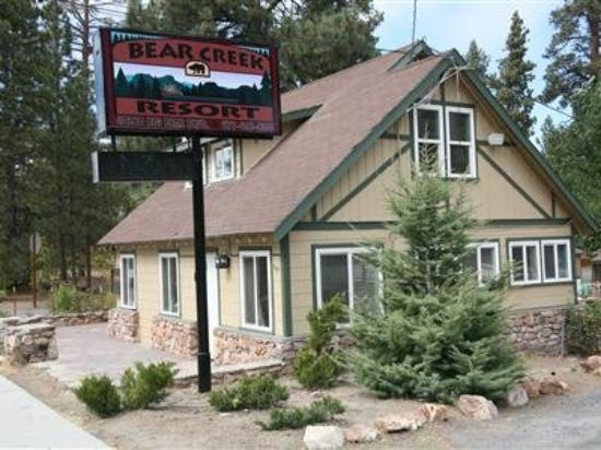 Bear Creek Resort Big Bear Region Ca Updated 2016