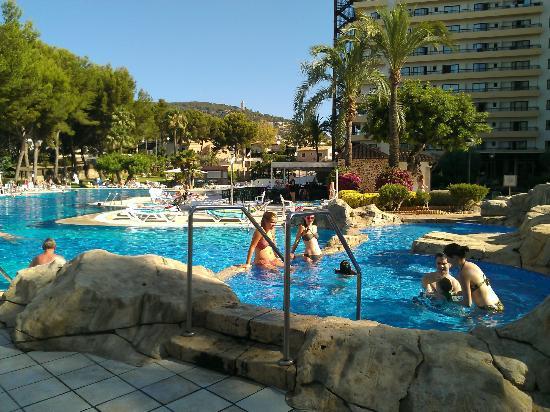 BQ Belvedere Hotel: Hotel Belvedere