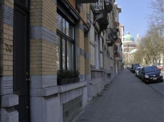 bed breakfast 76 koekelberg belgique voir les tarifs et avis chambres d 39 h tes tripadvisor. Black Bedroom Furniture Sets. Home Design Ideas