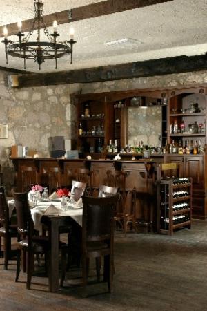Assos Sardunya Butik Hotel: Bar