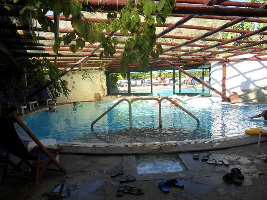 Hotel Parco Maria Terme: La piscina interna