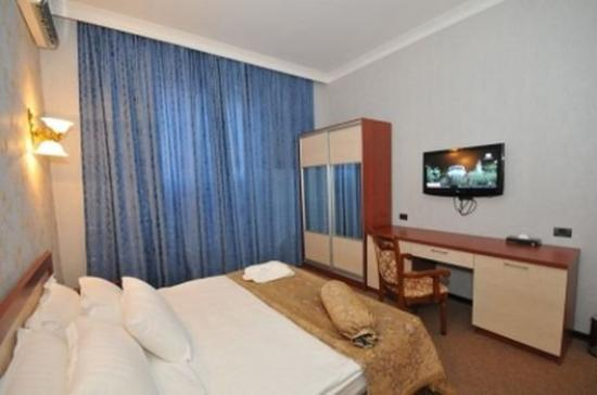 Miraj Inn Boutique Hotel: Guest room