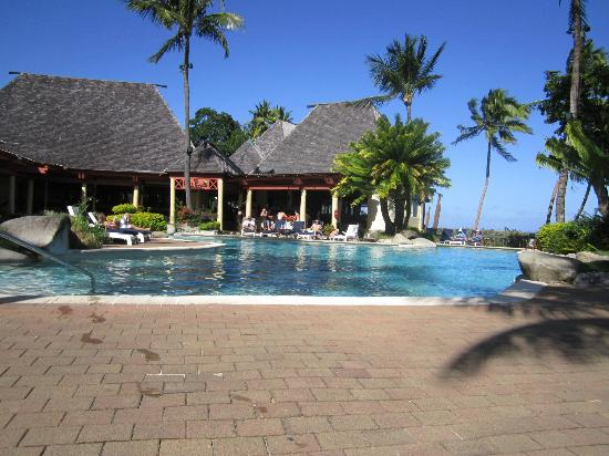 Adults-only pool - Picture of Shangri-La's Fijian Resort ...