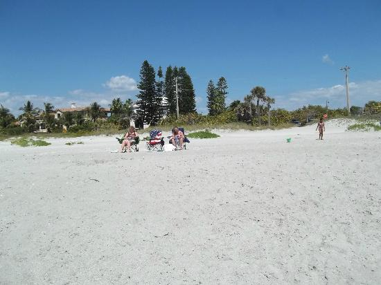 Captiva Pass: Lots of sand and sun