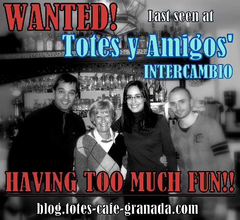 Totes y Amigos Bar: Intercambio de idiomas / Language Exchange