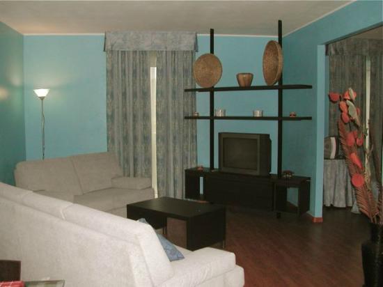Hotel ai Cacciatori: Suite Azzurra