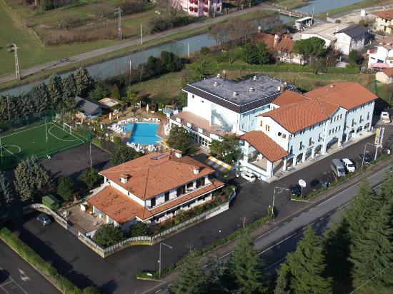 Hotel ai Cacciatori: Foto aere