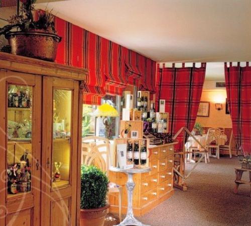 Minotel Hotel Le Grand Noble : Reception View