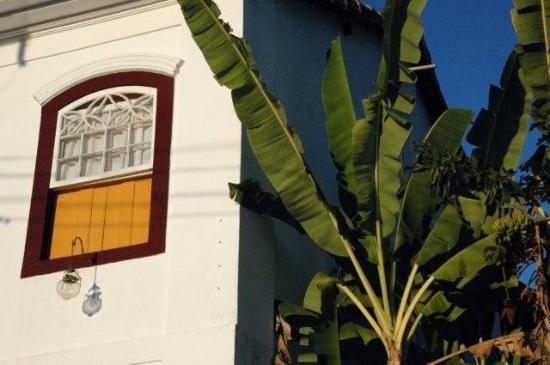 Pousada do Ouro: Tropical Garden