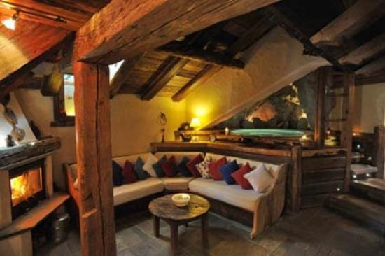 Hotel du Grand Paradis & Spa la Baita: Guest Room