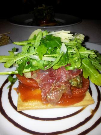 Sadoll Restaurant : Menu sorpresa, Entrante