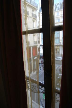 Hotel Flor Rivoli: La vue