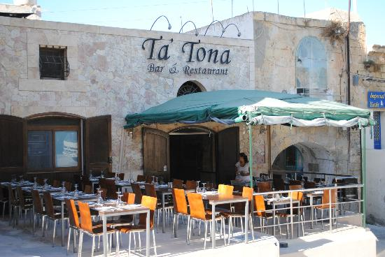 Mgarr, Malta: Ta' Tona restaurant