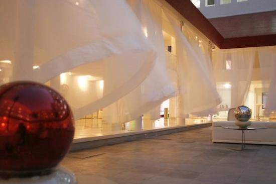 Bel Air Collection Resort & Spa Cancun: Lobby