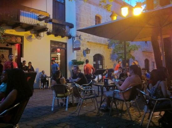 Segafredo: outside