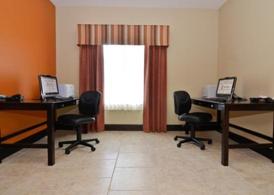 Comfort Inn & Suites: Other Hotel Services/Amenities