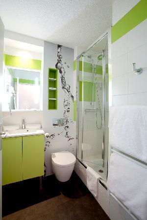 salle de bain BEST WESTERN PLUS KARITZA