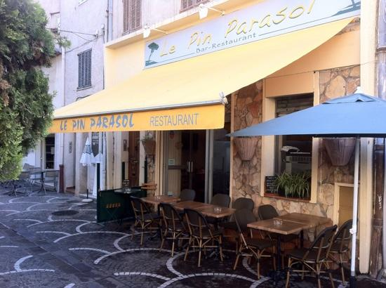 Le Pin Parasol, Antibes   Restaurant Reviews, Photos & Phone