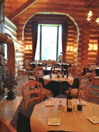 Garland Lodge & Resort: Dining Room at Garland